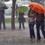 Onamet pronostica un sistema frontal continuará generando lluvias sobre el país este fin de semana