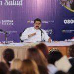"""Maduro acusa a las agencias de noticias de hacer """"campaña"""" contra Venezuela"""