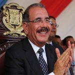 Presidente Medina felicita al pueblo dominicano por el Año Nuevo