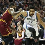 Timberwolves muestran su poder ganador; otra humillación para Cavaliers