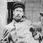 Revelan la verdadera causa de la muerte del escritor ruso Antón Chéjov