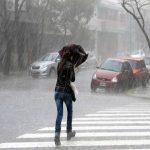 Onamet pronostica lluvias en el país por vaguada