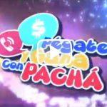 Pegate y Gana con el Pacha Sábado 13/01/18 12:00pm