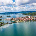 El municipio guatemalteco de Isla de Flores, el primero LED de Centroamérica