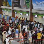 Transportan a la isla San Martín más de 73 pasajeros afectados por suspensión de aerolínea Pawa
