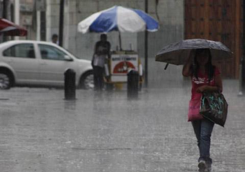 Image result for vaguada generando lluvias en territorio dominicano