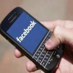 Blackberry demanda a Facebook por violación de patentes