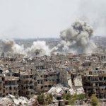 Al menos 5 muertos y 25 heridos por disparos de cohetes del EI en Damasco