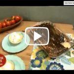 Clases de Cocina con Jacqueline Bizcocho c/ crema Inglesa y Mermelada Ciruela, En VIVO!!! 04/04/2018