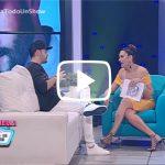 Atonin la misma se aparece en entrevista a Manny Cruz – Pamela todo Un Show