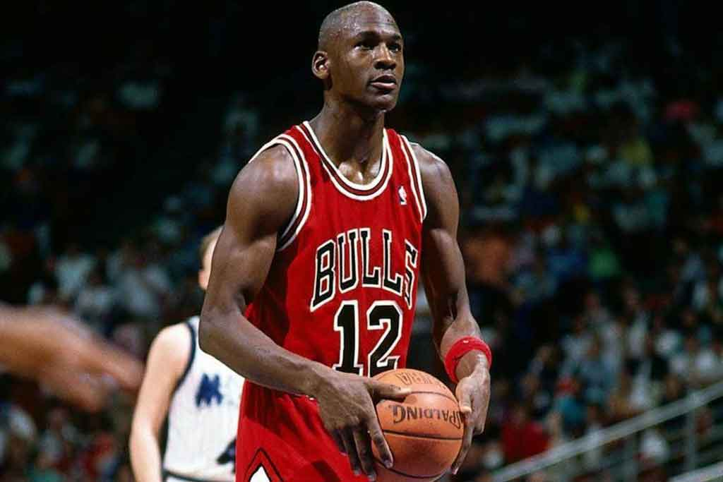 the best attitude de3d7 32997 Jugadores de la NBA eligen a Michael Jordan mejor jugador de la historia -  Color Visión