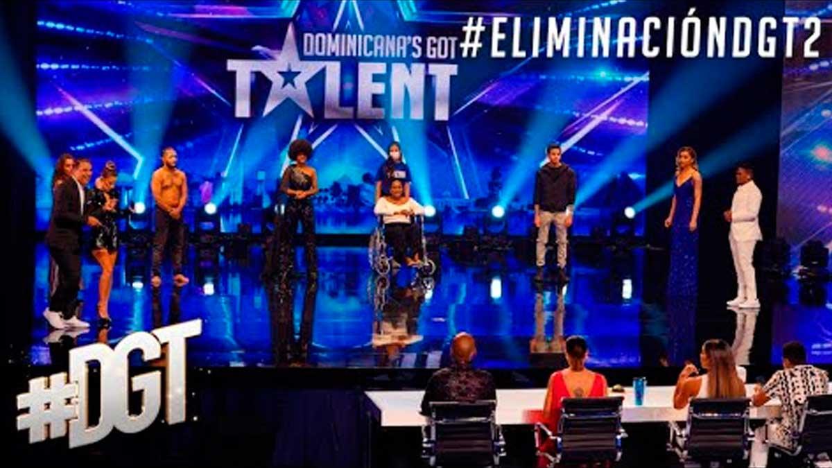 Resultados último show Semifinal DGT2   Dominicana´s Got Talent 2021