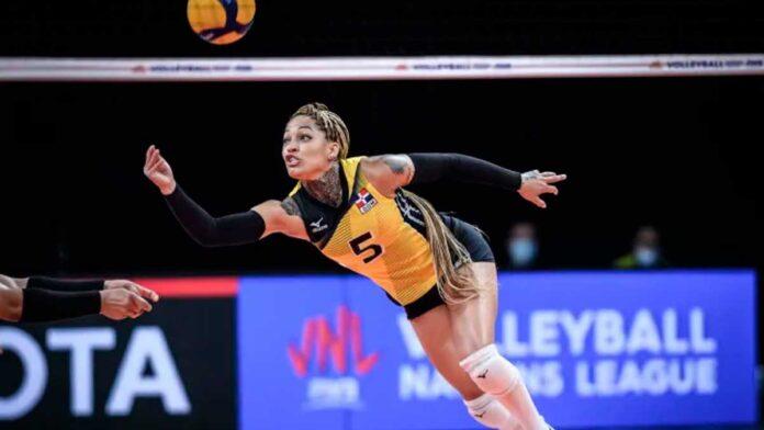 Las Reinas del Caribe vencen a Tailandia; tienen marca de 5-4 en la Liga de Naciones