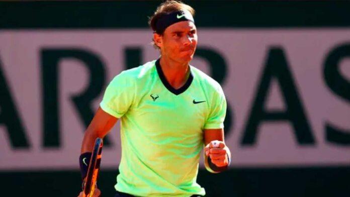 Rafael Nadal pierde un set, pero vence a Diego Schwartzman en el Roland Garros