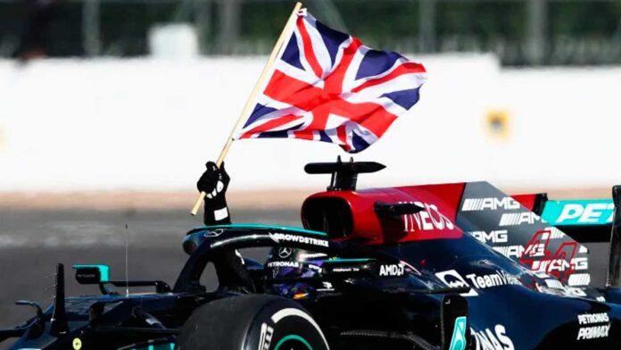 Lewis Hamilton ganó el Gran Premio de Gran Bretaña