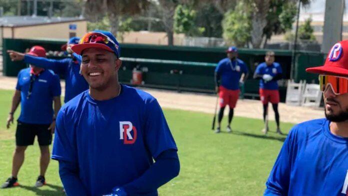 Mejía y Reyes se reportaron a preparación RD en Florida para los Juegos Olímpicos