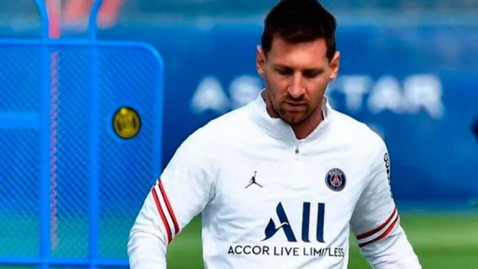 Messi debuta con el PSG