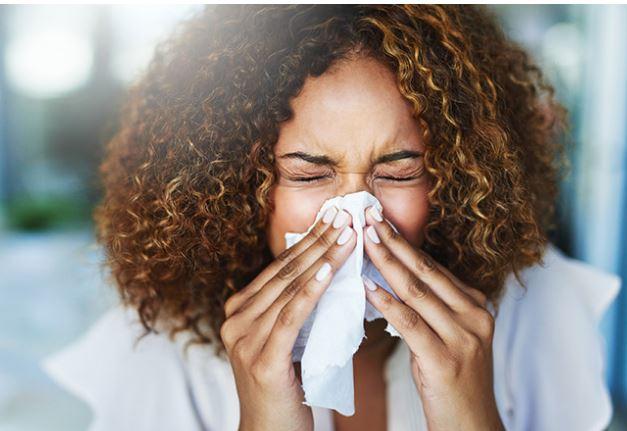 Resfriados por temporada ciclónica