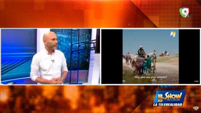 Despiadada es la situación de haitianos en frontera con EE.UU.   El Show del Mediodía