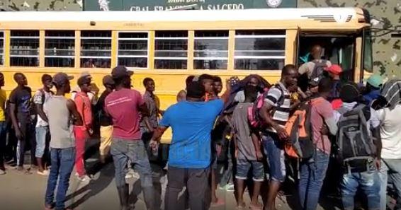 Indocumentados de Haití