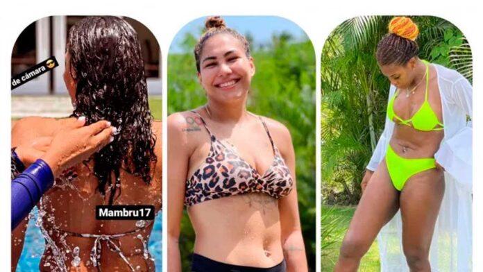 Las Reinas del Caribe encienden las redes mostrándose en trajes de baño
