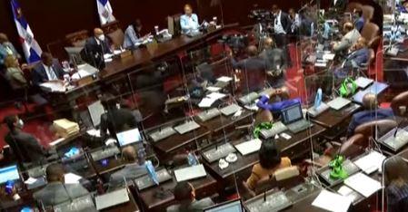 Legisladores Operación Falcón