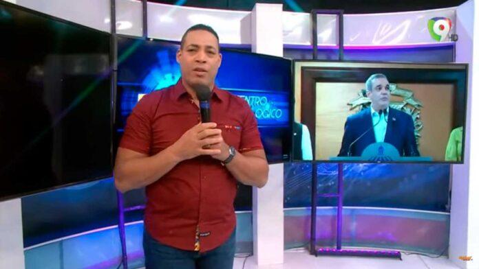 Luis Abinader a su regreso dijo: No es tiempo de teoría, es tiempo de actuar   El Show del Mediodía