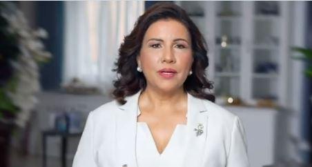 Margarita Cedeño a las presidenciales