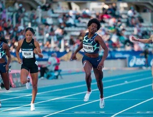 Marileidy Paulino en 400mts
