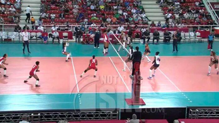 Reinas del Caribe vencen a Cuba en la Copa Panamericana Norceca