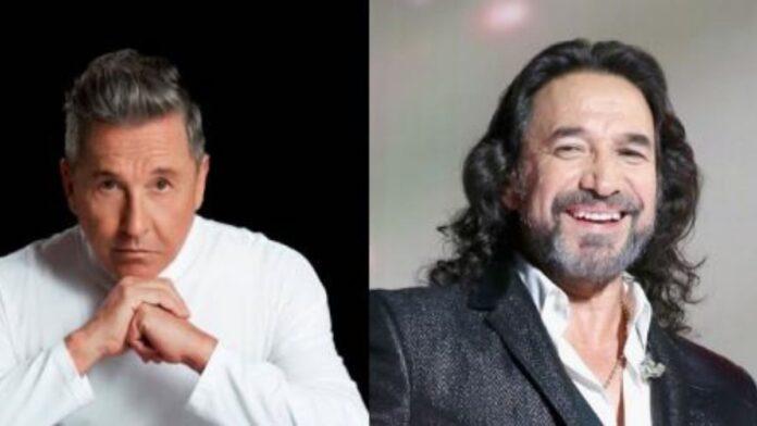Ricardo Montaner y Marco Antonio Solis