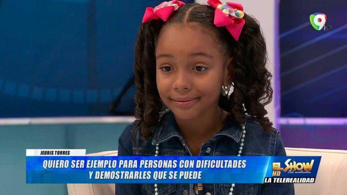 El mensaje de esperanza de la youuber Jeiris Torres   El Show del Mediodía