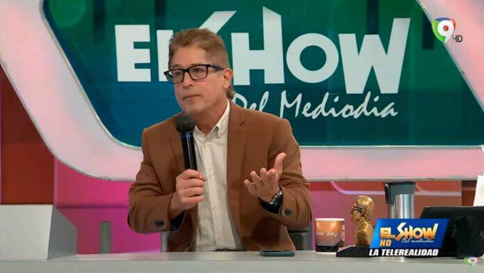 Hay gente contenta por virtual triunfo de Eduardo Hidalgo fresnte a la ADP | El Show del Mediodía